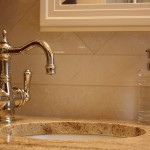 Bathroom Remodeling New Faucet